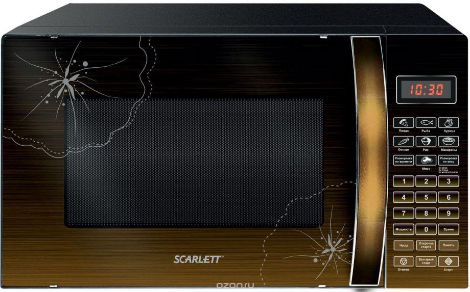 Микроволновая печь Scarlett SC-MW9020S01D GNYE